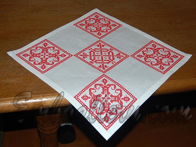 Дизайны машинной вышивки ришелье