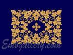 Дизайн церковной машинной вышивки