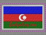 """""""Флаг Азербайджана"""""""