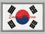 """Флаг Южной Кореи"""