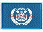 """""""Флаг Международной Морской Организации"""""""