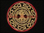 """Кельтский символ солнца Celtic circle"""