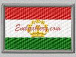 """""""Флаг Таджикистана""""_K629"""