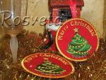 "Медальон ""Christmas Tree"""