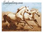 """""""Бегущие лошади"""""""