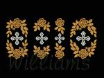 """""""Розы"""" - закладки для Евангелия"""